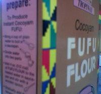Cocoyam Flour | Cocoyam fufu flour
