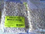 Whole Egusi Seeds